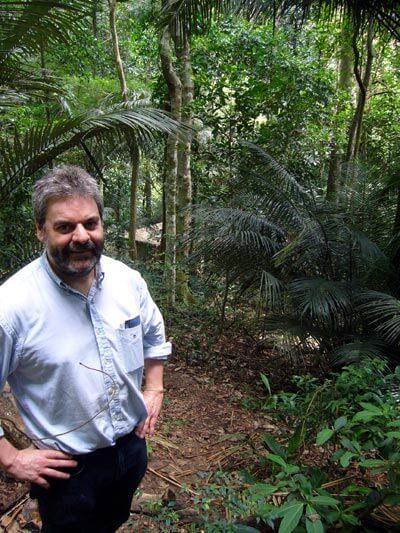 Michael Dodd in Brazil