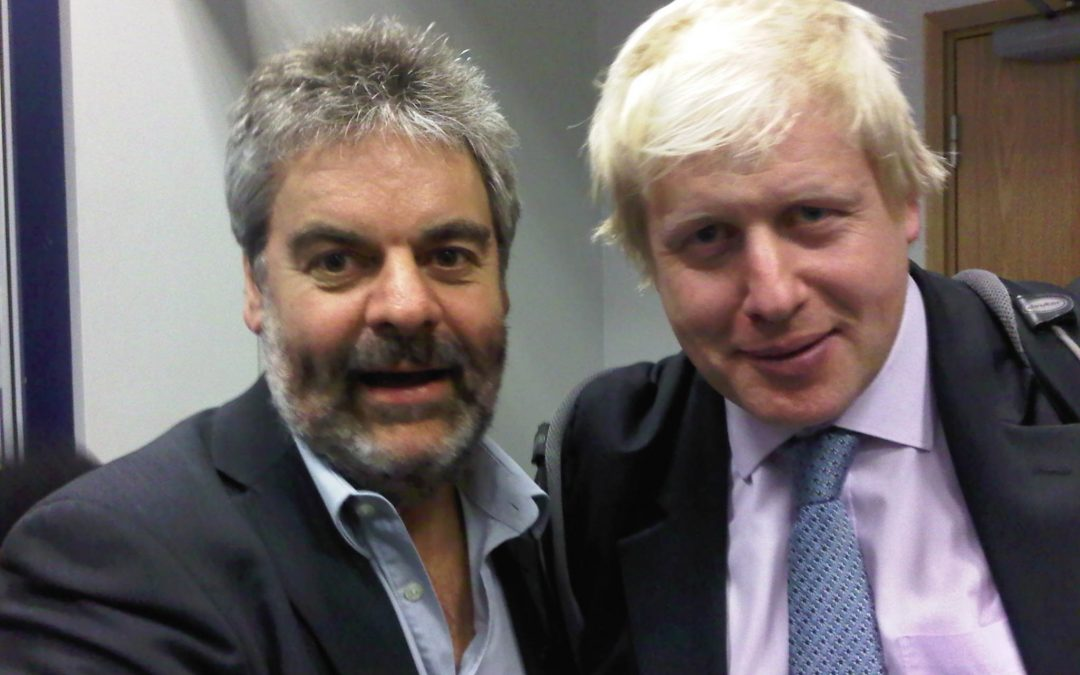 Boost Your Communications While Studying Boris Johnson?… You Can't Be Serious!