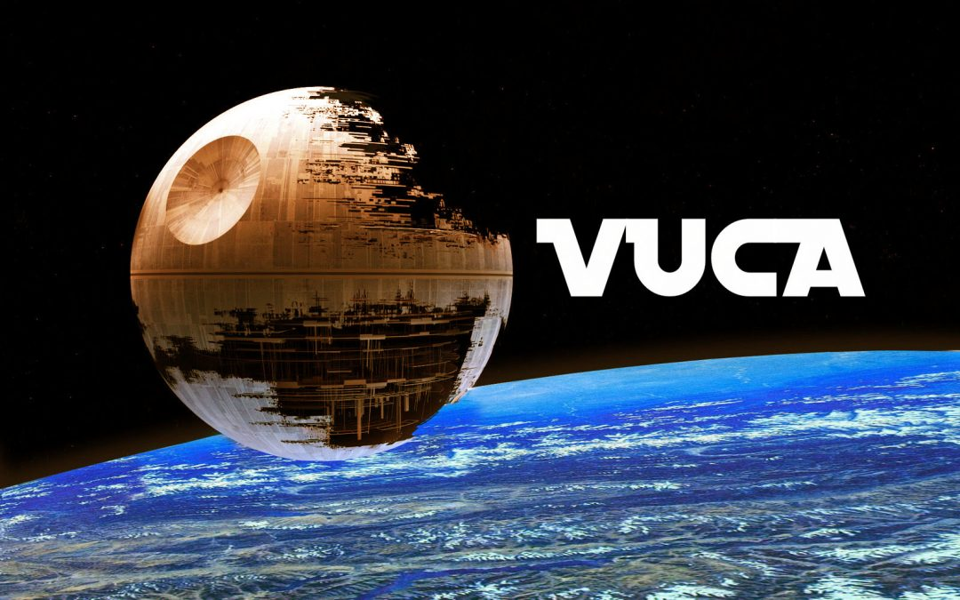 GET YOUR MESSAGE ACROSS AMIDST 2021 'VUCA' – VOLATILITY, UNCERTAINTY, COMPLEXITY & AMBIGUITY