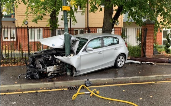 AVOID CAR CRASH REPLIES TO BLOWTORCH QUESTIONS